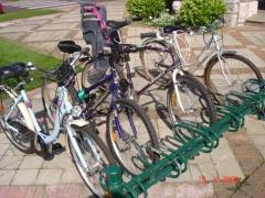 range-vélos,touquet,vélos